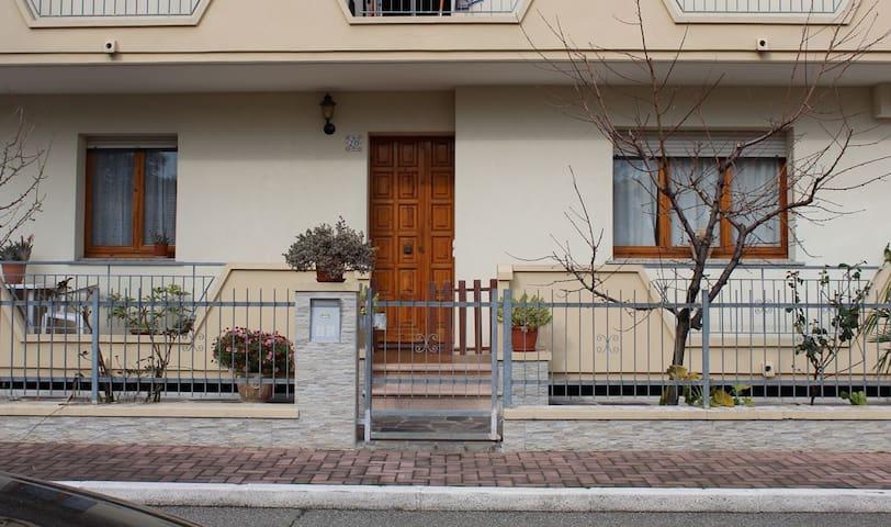 Alloggio casa vacanze Misano
