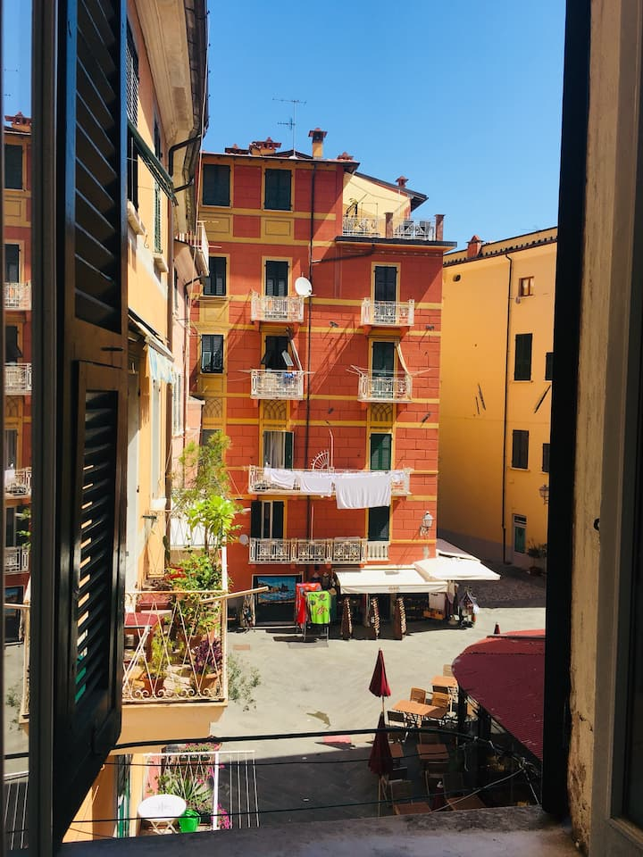 Appartamento Rosa - Centro Storico Lerici