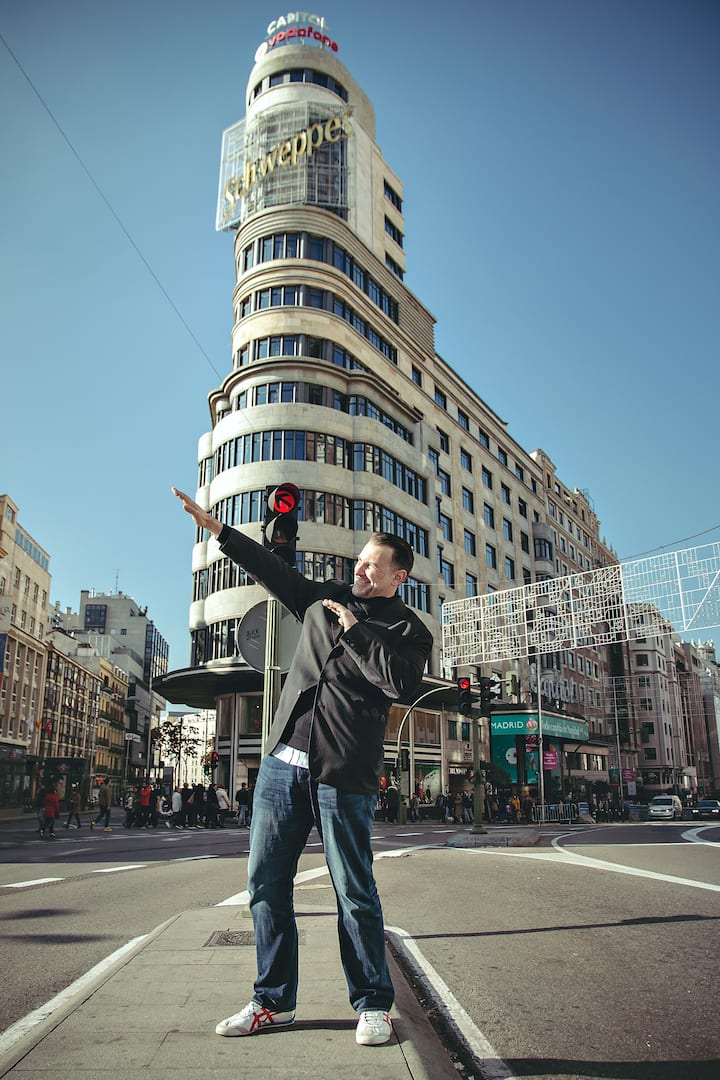 Photos in Iconic places in Madrid