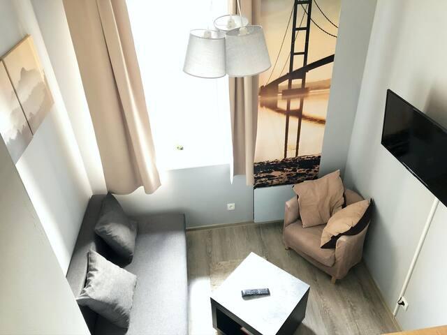 Apartament Gdańsk Orunia 5/6