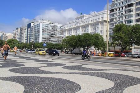 Rio Copa Flat - Rio de Janeiro