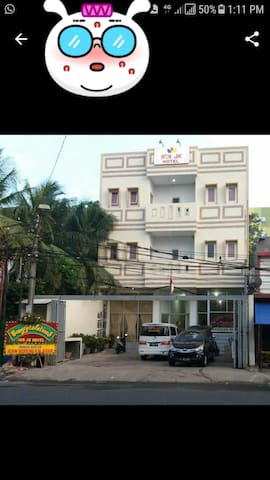Budget Hotel near to Airport and city.