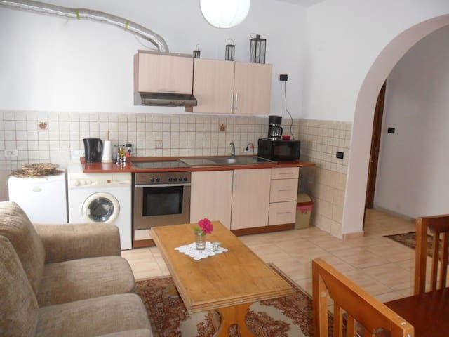 1 bedroom appartment in Tirana - Tirana - Apartment