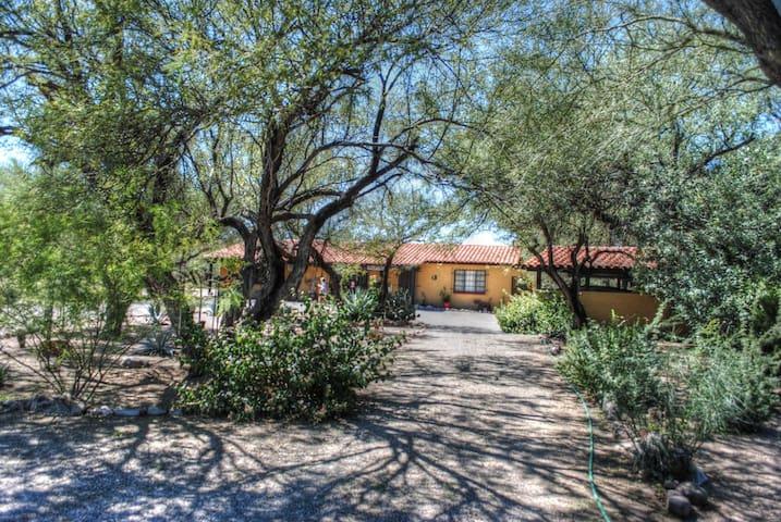 El Rancho Almosta Casita - Tubac - Casa