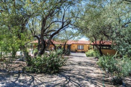 El Rancho Almosta Casita - Tubac - 独立屋