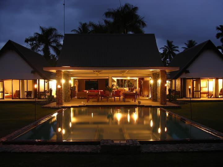 Hot Stones Villa