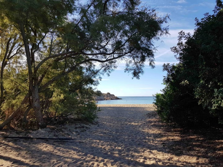 Roccapina & Ortolo A 3km de la plage Rez de Villa