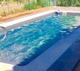 Luxury Villa with Pool, 1 hour driving from Madrid - Sacedón - Casa