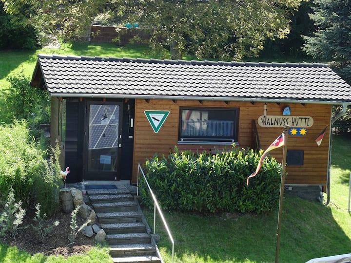 Walnuss Hütte (kleines Ferienhaus) - Bad Harzburg