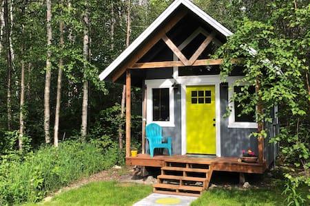 Bear Mt. Hideaway - Tiny Cabin,  Big Adventures!