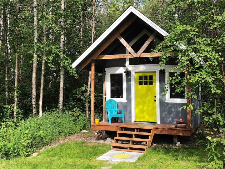 Bear Mt. Hideaway - Tiny Cabin,  Big Adventures!
