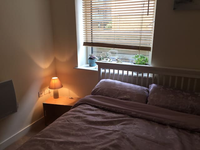 Central Brighton Double room