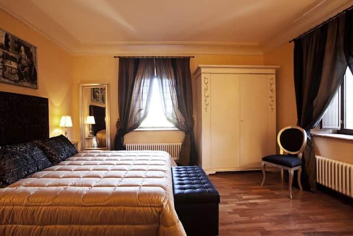 Castello Izzalini Todi Resort Apt da 4 posti letto