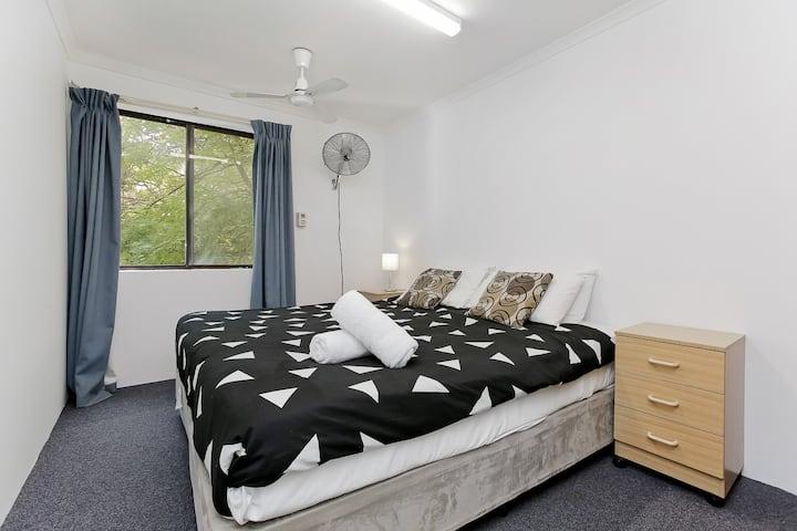 Central Location Perth City 2BR Apartment 316