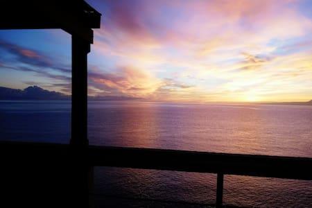 Atico encima del mar en Santa Cruz de La Palma