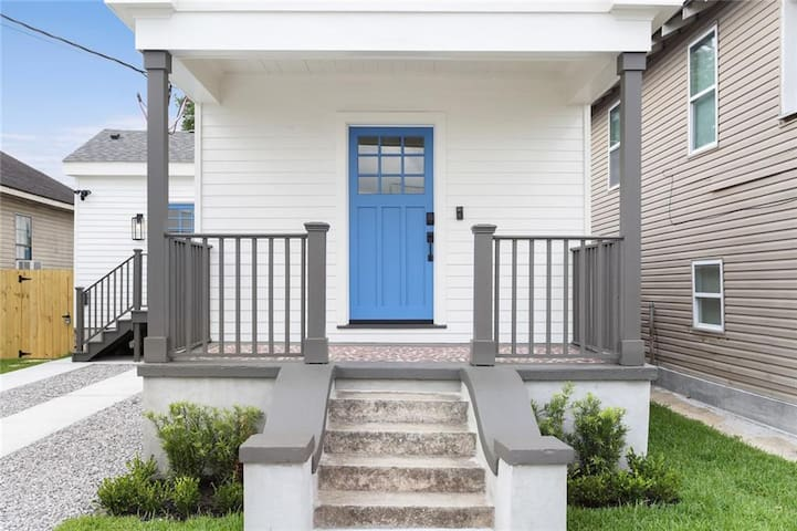Elegant Bywater Suite on a Traffic-Free Street