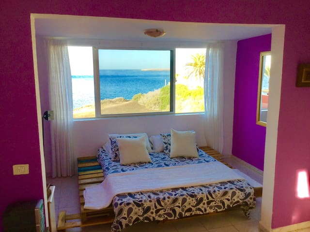 Comfortable room with ocean view... - Arona