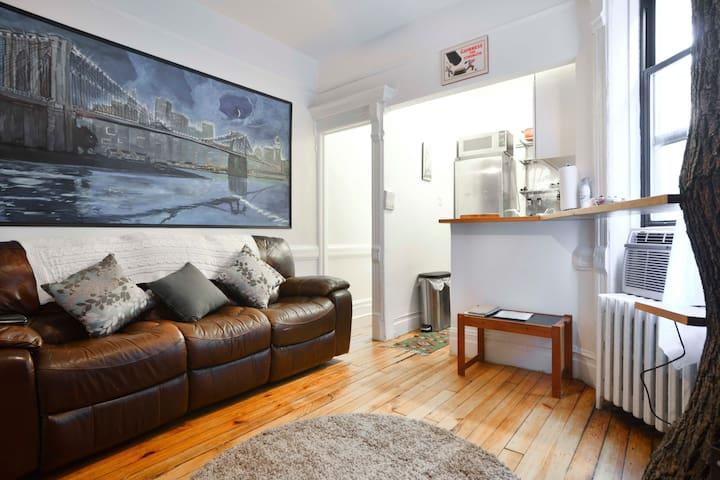 3 bedroom in the heart of Manhattan
