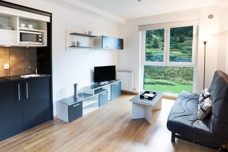 Ribasol_8401 Acceso directo al esquí en Vallnord - Arinsal - Apartment