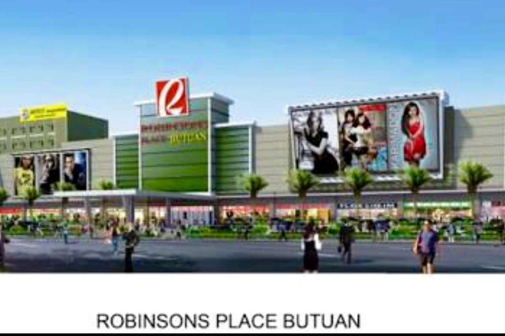 """Biggest Mall in Butuan """" Robinsons Place"""""""