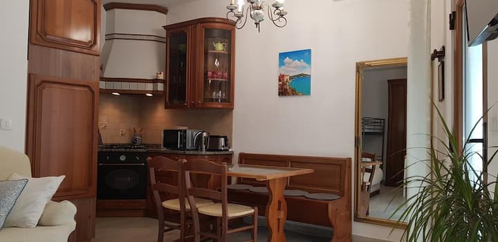 San Nicolo**** Studio Apartment in Umag