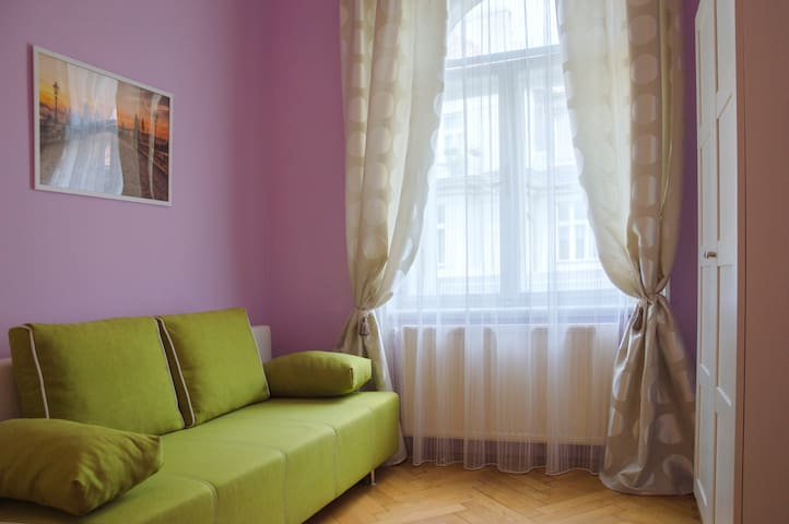 3BR Old Town Apartment - Прага - Квартира