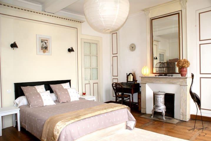 Suite parentale 62 m²: 2 chambres et 1 salle d'eau
