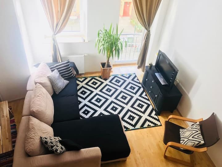 🤩 Amazing flat, in the heart of Friedrichshain