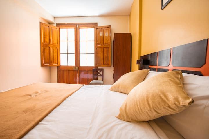Estupenda habitación para dos!!