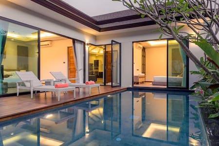 La Ville Luxury Pool Villa - บ้าน