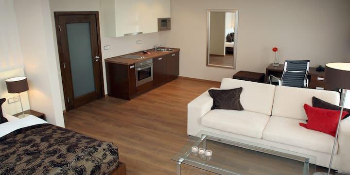 Moderní apartmány Bory pro 2 osoby