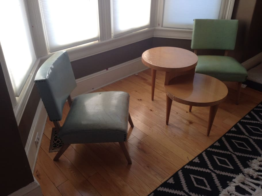 We're fans of mid century furniture.