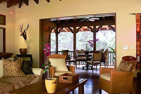 Romantic Tropical Hawaiian Home - TVNC 4236 - Kalaheo - Huis