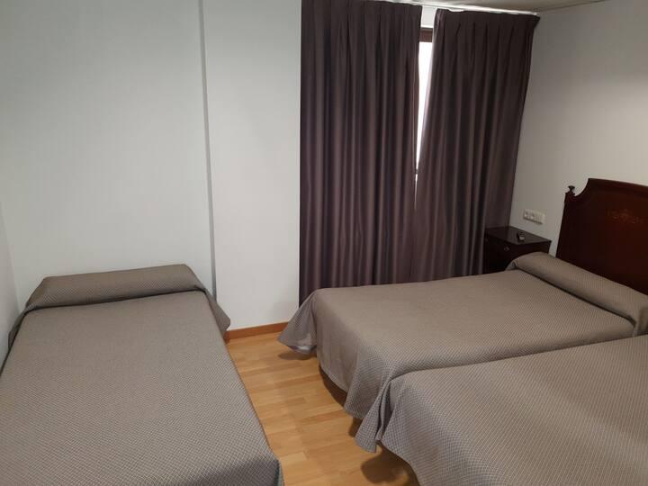 Habitación para 3 personas