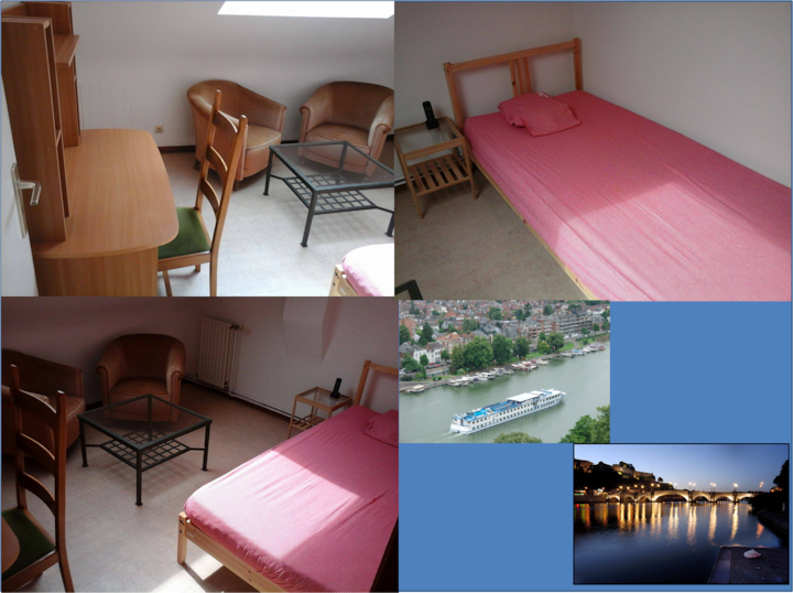 Chambre à 40 m de la Meuse (18(2))
