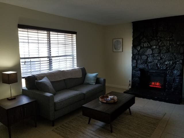 Contemporary Apartment in NW OKC