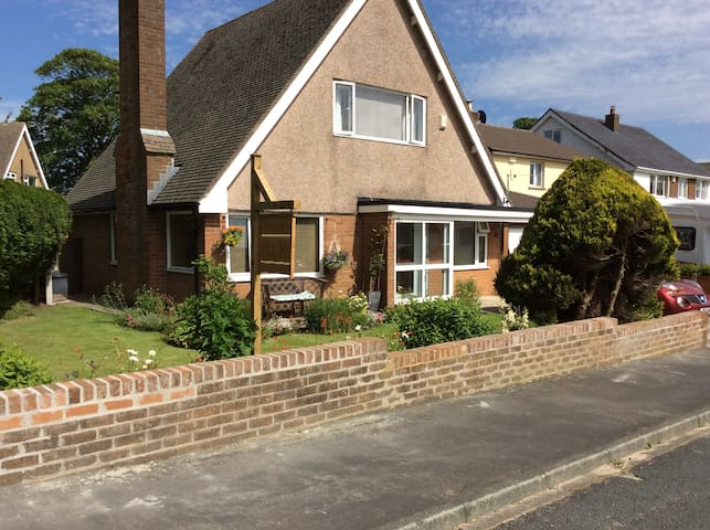 Double Room at Pinder Hill B&B - Waddington - Bed & Breakfast