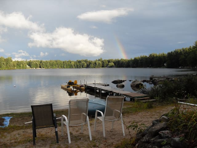 One Bedroom Cottage on Quiet Lake - Ossipee - Cabaña