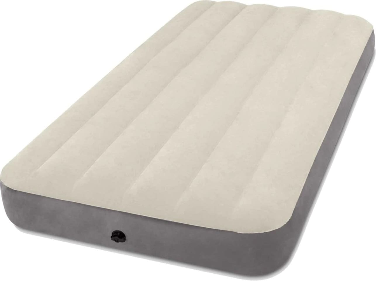 An air mattress will be provided for R&R, this is not an actual picture of air mattress