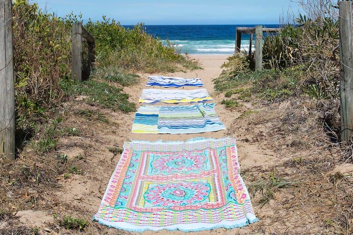 Jones Beach access