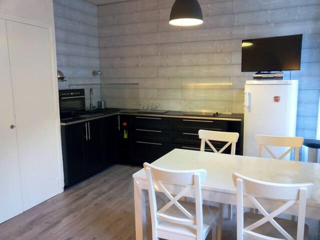 Studio bis 4 Pers 1 chambre 1 alcôve centre ville - Cauterets - Condominio