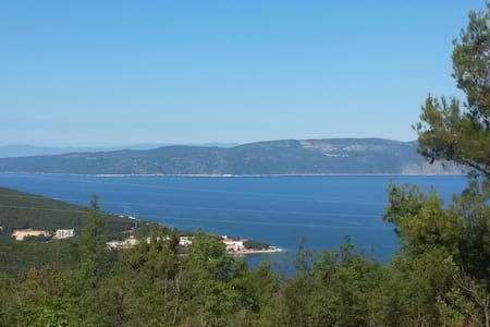 Panoramic Sea Views Apartment Lavender - Labin