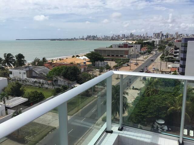 Apartamento LUXO Vista p/ o mar na praia do Bessa - João Pessoa - Lägenhet