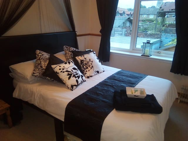 Country Village Double Bed & breakfast B.