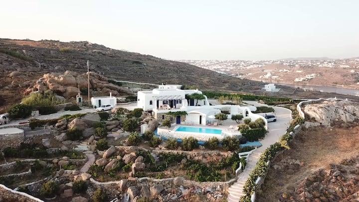 Villa Dream - Agios Ioannis  Mykonos.