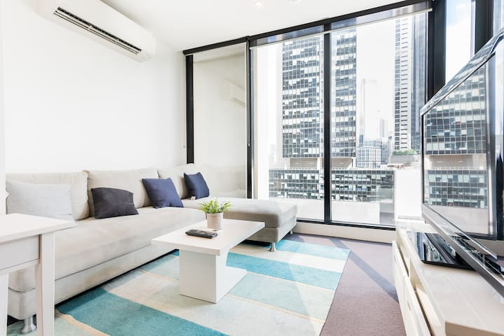 Stylish Apartment in Southbank