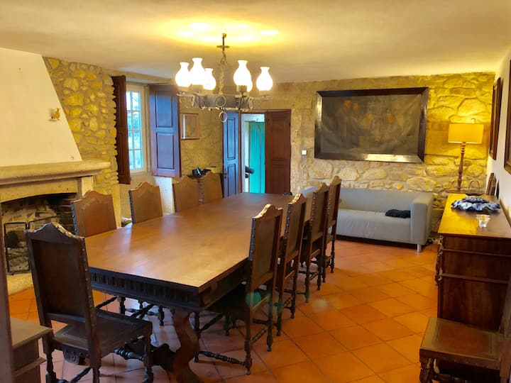 Country House - Family & Friends - Pet Friendly