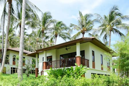 CHV2: 2 bedroom house in coconut hill - Samui