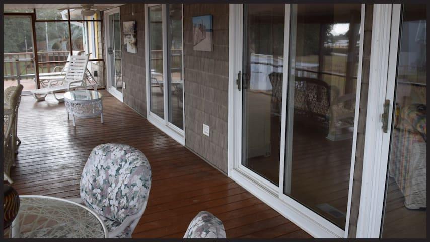Comfy Cottage on Crystal Coast - Swansboro - Huis