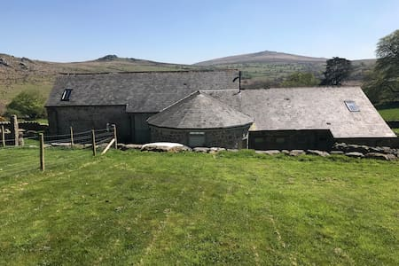 Chinkwell Tor Luxury Barn nr Widecombe in the Moor